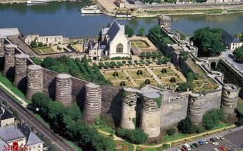 تصاویر قلعههای زیبای فرانسه,عکس های قلعههای زیبای فرانسه,تصاویر قلعه ها در فرانسه