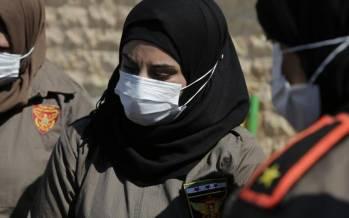 تصاویر افسران پلیس زن در سوریه,عکس های افسران پلیس در سوریه,تصاویر پلیس های زن در سوریه