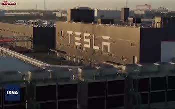 فیلم/ نحوه ساخت خودروی برقی تسلا مدل Y