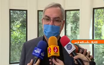 فیلم | خبر وزیر بهداشت درباره احتمال لغو محدودیتها