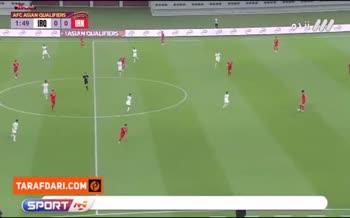 فیلم/ خلاصه دیدار ایران 3-0 عراق (مقدماتی جام جهانی 2022)