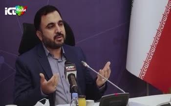 فیلم | وزير ارتباطات: آرايش جديد وزارت ارتباطات تحقق شبکه ملی اطلاعات است