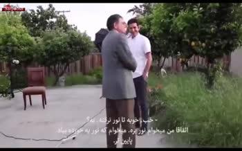 گوشهای از خاطرات مردم با خسرو آواز ایران/ پشت صحنه یک عکاسی از محمدرضا شجریان