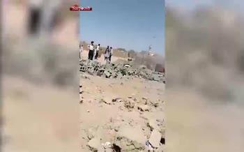 فیلم/ ضرب و شتم یک زن هنگام تخریب سرپناه هفت فرزندش