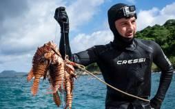 تصاویر اولین مسابقات ماهیگیری در ونزوئلا,عکس های مسابقه ماهیگیری,تصاویری از مسابقات ملی ماهیگیری ونزوئلا