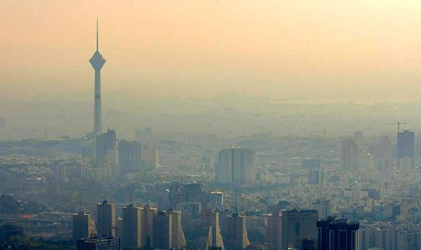آلوده ترین کلان شهر کشور,آلودگی هوای تهران و اصفهان