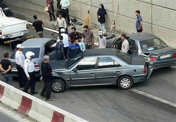 مسئول اداره تصادفات پلیس راهور,کروکی تصادفات تا سقف هشت میلیون تومان