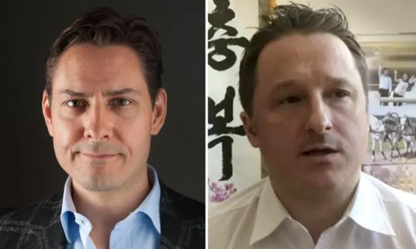 آزادی مدیر هوآوی,روابط آمریکا و چین