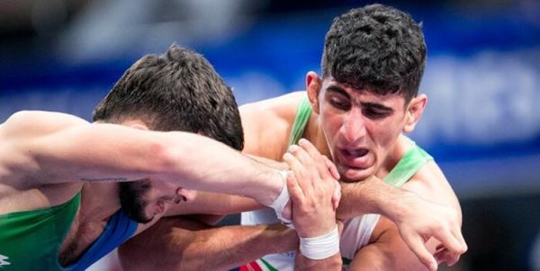 سومین روز از مسابقات جهانی کشتی فرنگی,نتایج ایران در کشتی فرنگی