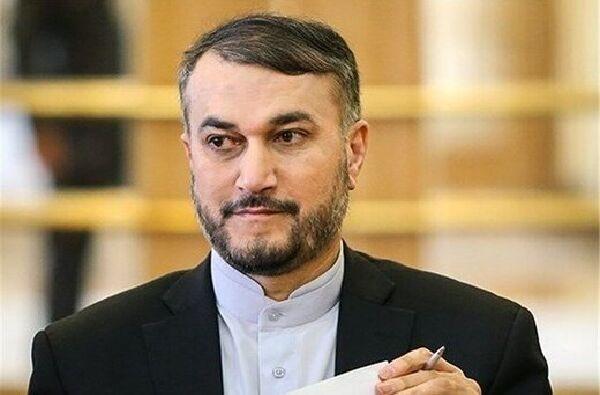 وزیر امور خارجه ,حسین امیرعبداللهیان