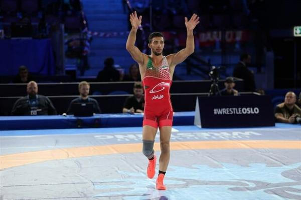 محمدرضا گرایی فرنگیکار,مسابقات جهانی ۲۰۲۱ اسلو نروژ
