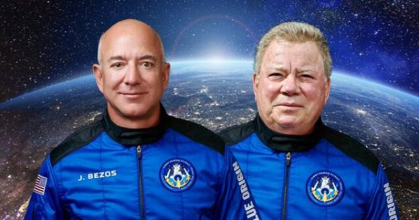 سفر به فضا,سفر مسن ترین فرد به فضا