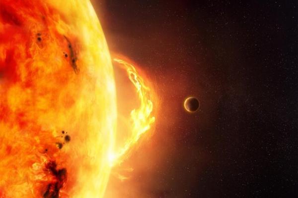 سیارات مخفی,قویترین آنتن رادیویی جهان