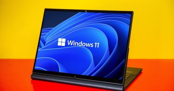 ویژگی های ویندوز 11,نسخه جدید ویندوز