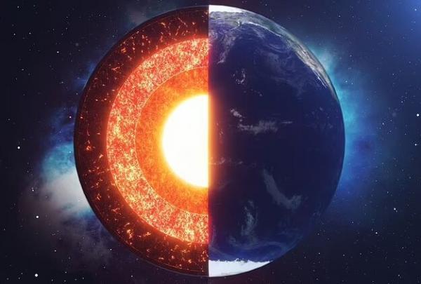 هسته داخلی زمین,جنس هسته زمین