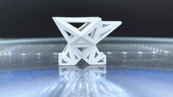 چاپ سه بعدی در فضا,فرآیند چاپ سه بعدی