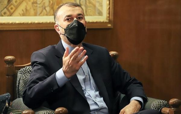 حسین امیر عبداللهیان,وزیر امورخارجه