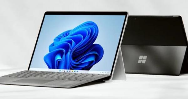 تبلت هیبرید مایکروسافت سرفیس پرو ۸,تبلت جدید مایکروسافت