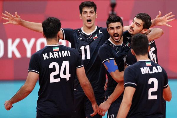 تیم ملی والیبال ایران,والیبال قهرمانی جهان ۲۰۲۲