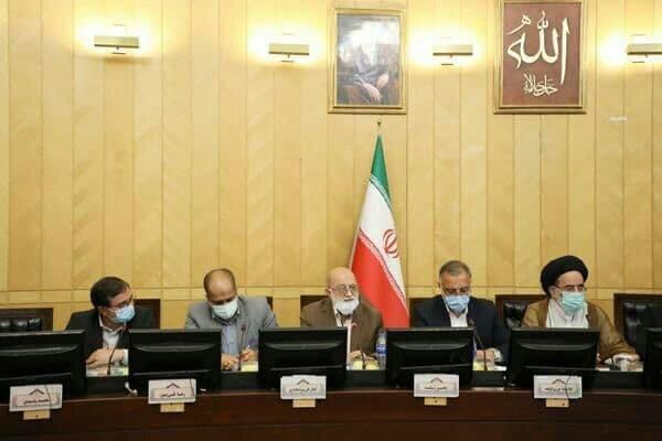 نشست مشترک مجمع نمایندگان تهران با شهردار,علیرضا زاکانی