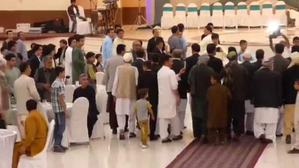 طالبان,مراسم عروسی طالبان