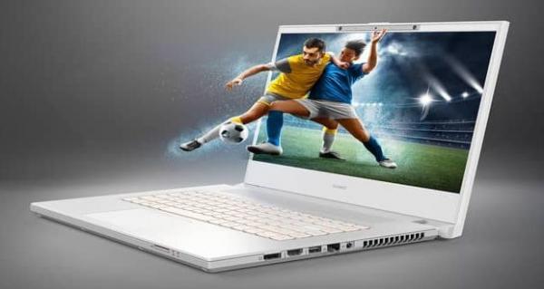 لپ تاپ ایسر,استفاده از صفحه نمایش ۳ بعدی در لپتاپ ایسر ConceptD 7 SpatialLabs