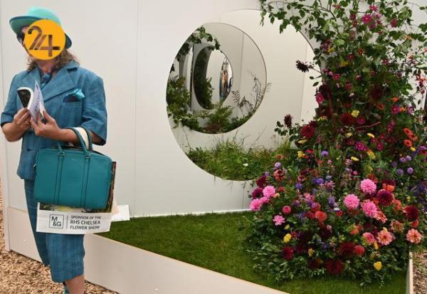 نمایشگاه گل چلسی در لندن,جشنواره گل در انگلیس