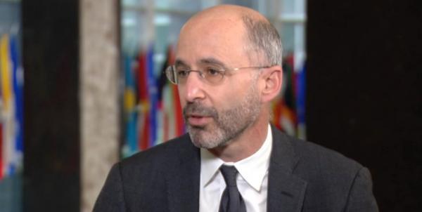 رابرت مالی,دیدار رابرت مالی با وزیر خارجه عراق