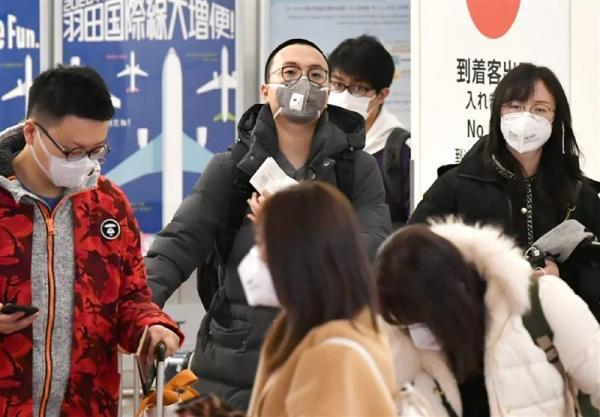 ویروس کرونا,شیوع نوع جدید کرونا در ژاپن
