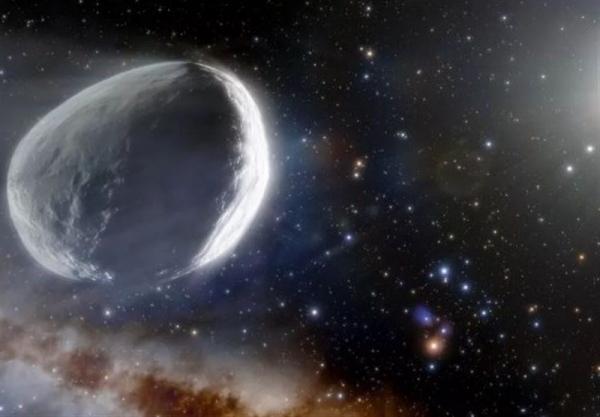 بزرگترین ستاره دنبالهدار منظومه شمسی,ستاره دنبالهدار