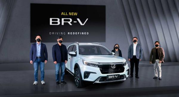 شاسی بلند BR-V مدل ۲۰۲۲,خودروی جدید هوندا BR-V