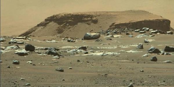 مریخ,سیلاب ناگهانی درمریخ