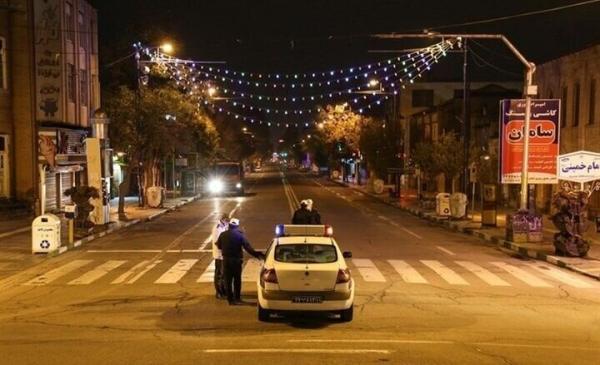 پلیس راهور,جریمه شهرهای نارنجی