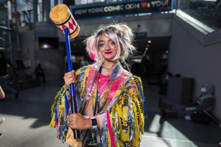تصاویر فستیوال کامیک-کان در نیویورک ,عکس های جشنواره کامیک-کان,تصاویری از کامیک-کان 2021