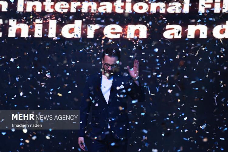 تصاویر افتتاحیه جشنواره بینالمللی فیلمهای کودکان و نوجوانان در اصفهان,عکس های جشنواره بینالمللی فیلمهای کودکان و نوجوانان در اصفهان,تصاویر جشنواره فیلم کودکان در اصفهان