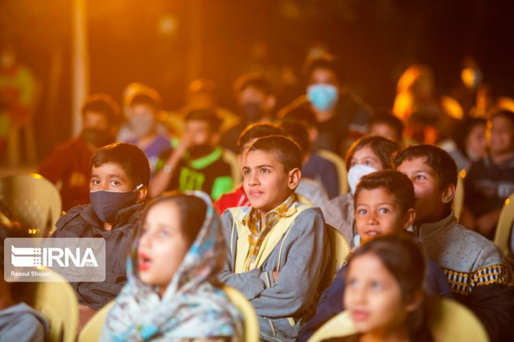 عکسهای سینما سیار,تصاویر جشنواره فیلم کودکان و نوجوانان,عکس های منطقه حصه اصفهان