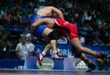 رقابت های کشتی آزاد قهرمانی جهان ۲۰۲۱,نتایج ایران در رقابت های کشتی آزاد قهرمانی جهان ۲۰۲۱