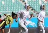 تیمملی فوتبال زنان ایران,مسابقات انتخابی جام ملتهای آسیا ۲۰۲۲ هند