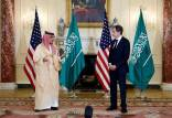 آنتونی بلینکن,دیدار وزیر خارجه آمریکا و عربستان