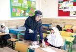 سال تحصیلی 1400,وضعیت بازگشایی مدارس در مهر 1400