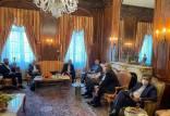 حسین امیر عبداللهیان,دیدار امیرعبداللهیان با اعضای دفتر حفاظت منافع ایران در واشنگتن