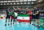 تیم ملی والیبال ایران,قرعه کشی جام جهانی والیبال