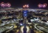 اکسپو دبی 2020,مراسم افتتاحیه اکسپو دبی 2020