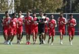 مسابقات لیگ برتر,زمین تمرین استقلال