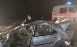 تصادف جاده انار,فوتی های حوادث