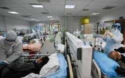 آمار فوتیهای کرونا طی شبانه روز گذشته,آمار کرونا