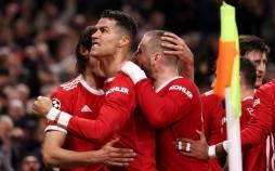 دیدار منچستریونایتد و آتالانتا,لیگ قهرمانان اروپا 2021