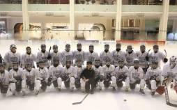 تیم ملی هاکی روی یخ بانوان,نایب قهرمانی تیم ملی هاکی روی یخ بانوان