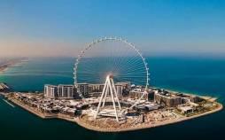 بلندترین چرخ و فلک جهان در دبی,چرخ و فلک دبی
