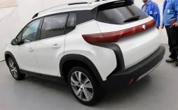 کراس اوور جدید ایران خودرو,ایران خودرو